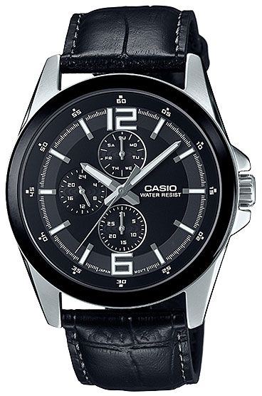Casio Casio MTP-E306L-1A