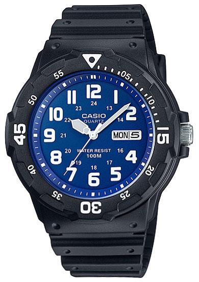 Casio Casio MRW-200H-2B2 кварцевые часы casio collection mrw 200h 2b2 black blue