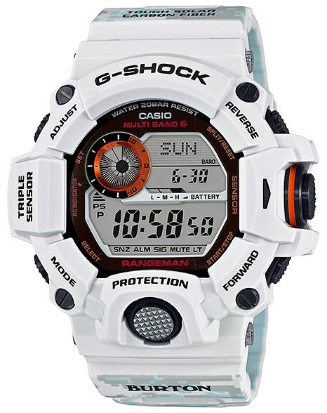 Casio Casio GW-9400BTJ-8E часы casio gw m5610 1e