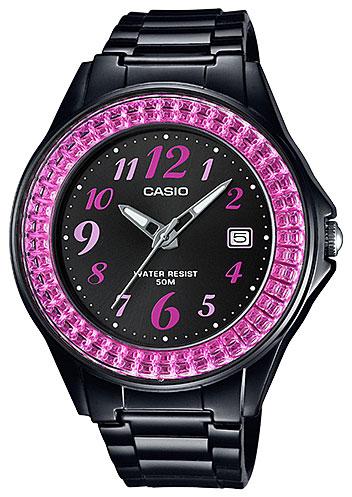 Casio Casio LX-500H-1B casio watch sweet fashion sports female student watch lx 500h 1b 1e 4e 7b2