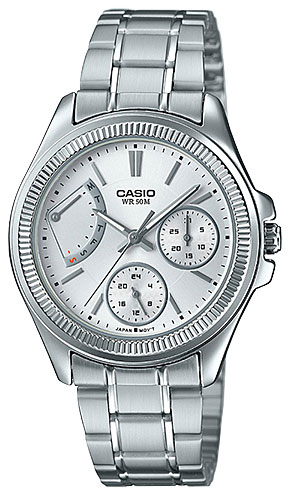 Casio Casio LTP-2089D-7A часы casio ltp e104l 7a