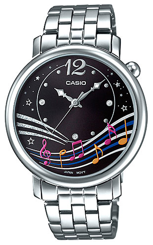 Casio Casio LTP-E123D-1A часы наручные casio часы casio ltp e118g 1a