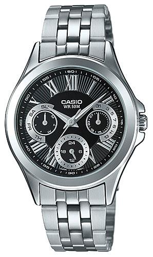 Casio Casio LTP-E308D-1A часы наручные casio часы casio ltp e118g 1a