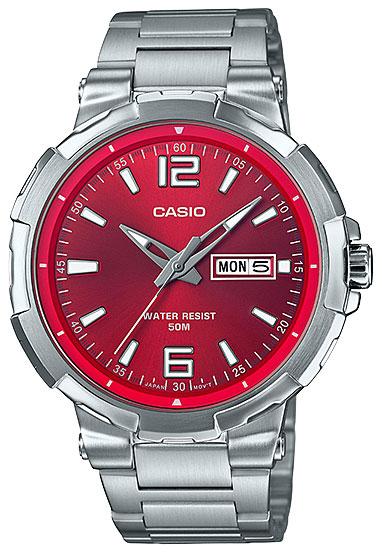 Casio Casio MTP-E119D-4A часы casio mtp 1374d 5a