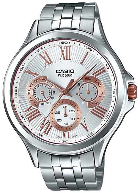 Casio Casio MTP-E308D-7A часы casio mtp 1374d 5a