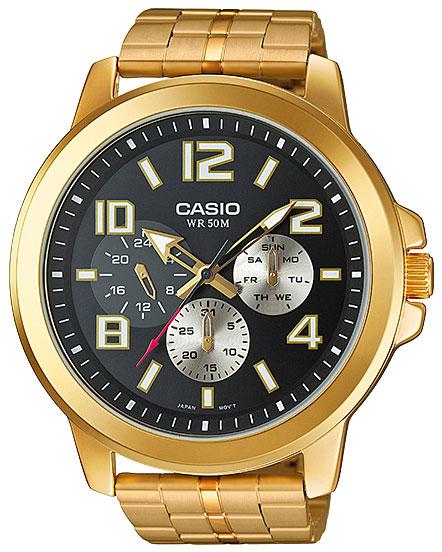 Casio Casio MTP-X300G-1A casio g shock g classic ga 110mb 1a