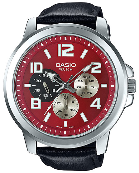 Casio Casio MTP-X300L-4A часы casio mtp 1377l 5a