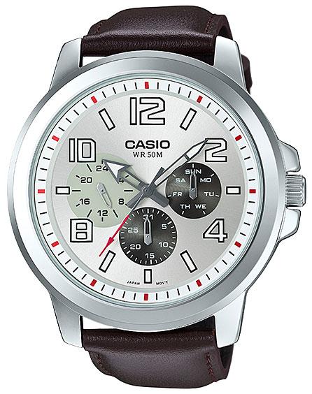 Casio Casio MTP-X300L-7A часы casio mtp 1374d 5a