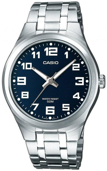 Casio Casio MTP-1310PD-2B кварцевые часы casio collection mtp 1310pd 2b grey