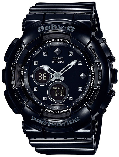 Casio Casio BA-125-1A женские часы casio ba 110tx 1a