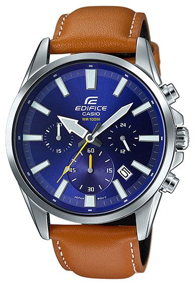 Casio Casio EFV-510L-2A мужские часы casio efv 520l 2a