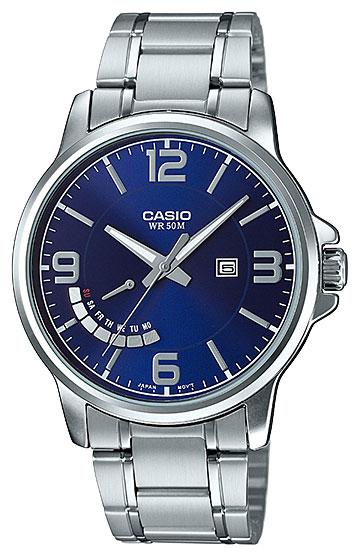 Casio Casio MTP-E124D-2A casio mtp 1221a 2a