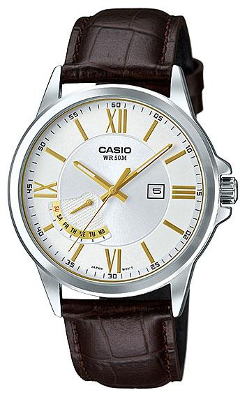 Casio Casio MTP-E125L-7A часы casio mtp e108d 7a