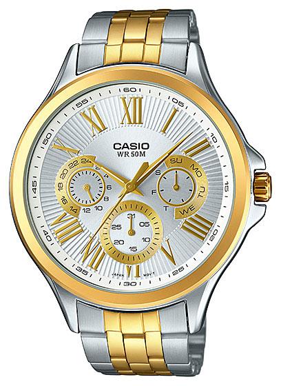 Casio Casio MTP-E308SG-7A часы casio mtp e108d 7a
