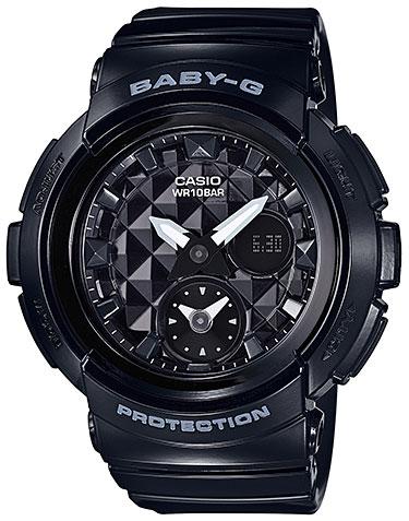 Casio Casio BGA-195-1A женские часы casio ba 110tx 1a