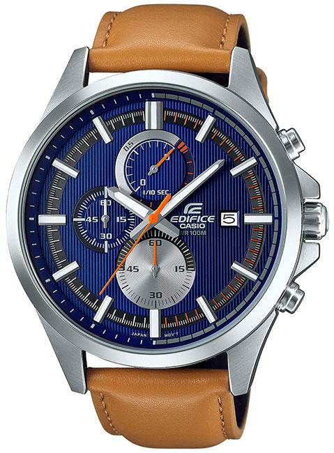 Casio Casio EFV-520L-2A мужские часы casio efv 520l 2a