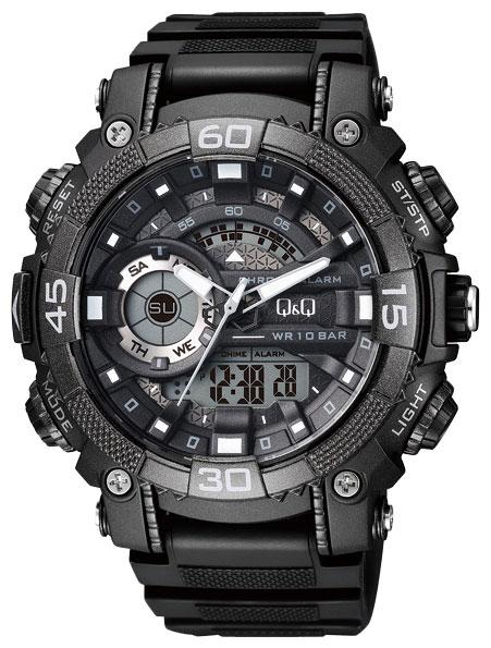 Q&Q Q&Q GW87-001 часы casio gw m5610 1e