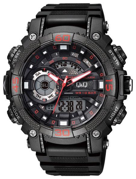 Q&Q Q&Q GW87-002 часы casio gw m5610 1e