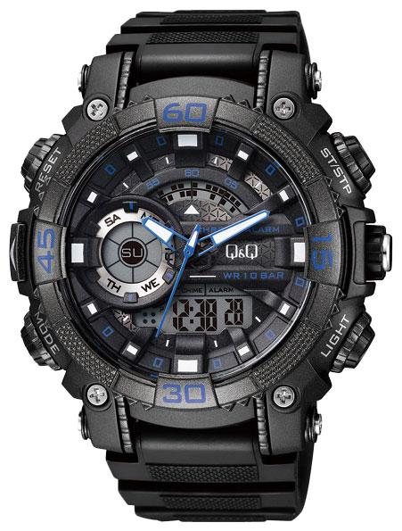 Q&Q Q&Q GW87-003 часы casio gw m5610 1e