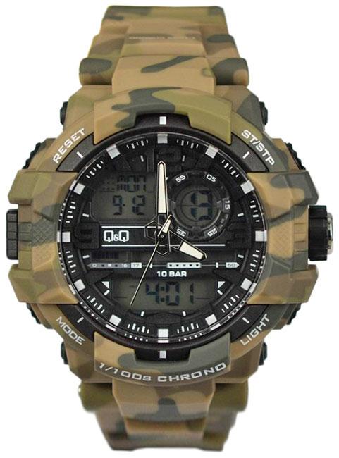 Q&Q Q&Q GW86-005 часы casio gw m5610 1e