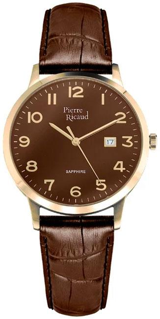 Pierre Ricaud Pierre Ricaud P91022.1B2GQ мужские часы pierre ricaud p91082 b114q