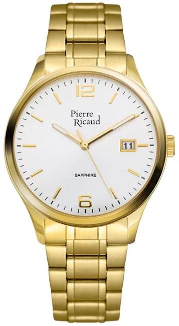Pierre Ricaud Pierre Ricaud P91086.1153Q мужские часы pierre ricaud p91082 b114q