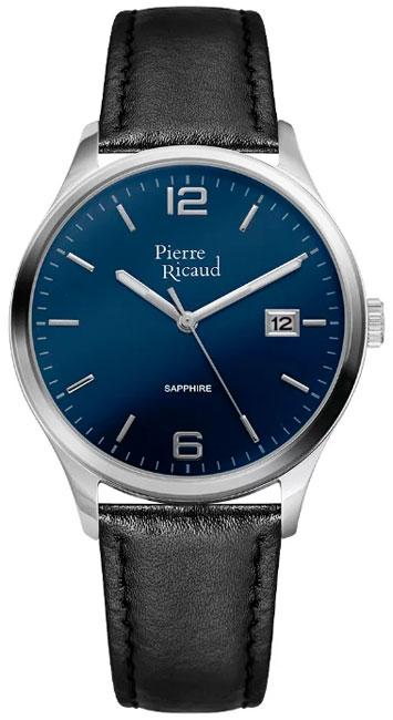 Pierre Ricaud Pierre Ricaud P91086.5255Q мужские часы pierre ricaud p91082 b114q