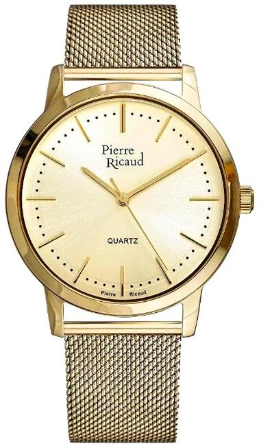 Pierre Ricaud Pierre Ricaud P91091.1111Q мужские часы pierre ricaud p91082 b114q