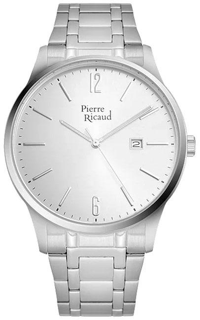 Pierre Ricaud Pierre Ricaud P97241.5153Q мужские часы pierre ricaud p91082 b114q