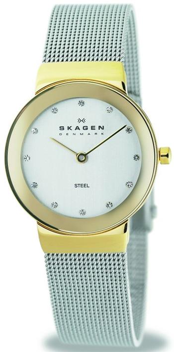 Skagen Skagen 358SGSCD skagen часы skagen 358sgscd коллекция mesh