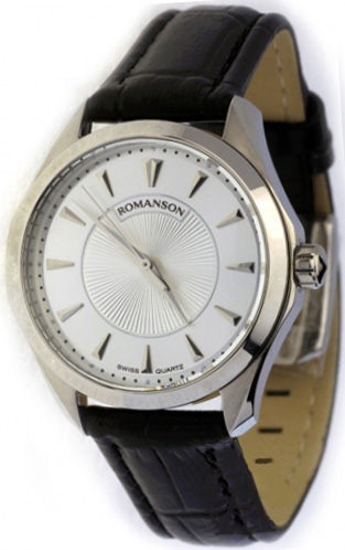 Romanson Женские наручные часы Romanson TL 0337 LW(WH) romanson женские наручные часы rn0391ql1gas1g