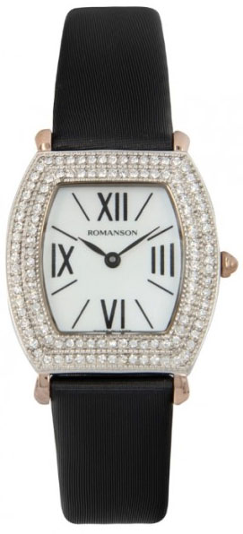 Romanson Romanson RL 8209Q LJ(WH) romanson женские наручные часы rn0391ql1gas1g