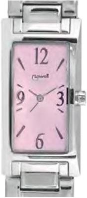 Lowell Женские итальянские наручные часы Lowell PM0415-88