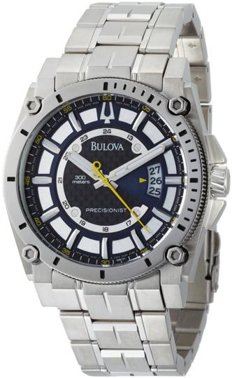 Bulova Мужские американские наручные часы Bulova 96B131