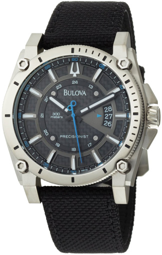 Bulova Мужские американские наручные часы Bulova 96B132