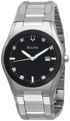 Bulova Мужские американские наручные часы Bulova 96D104