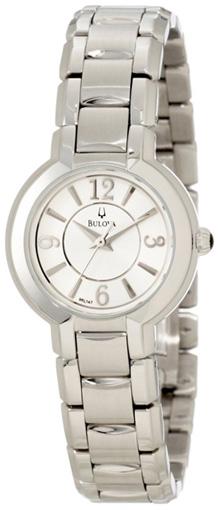 Bulova Женские американские наручные часы Bulova 96L147