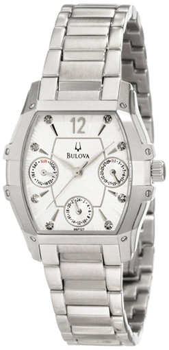Bulova Женские американские наручные часы Bulova 96P127