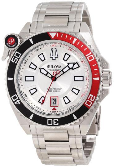 Bulova Мужские американские наручные часы Bulova 98B167