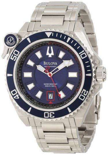 Bulova Мужские американские наручные часы Bulova 98B168