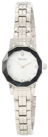 Bulova Женские американские наручные часы Bulova 96P128