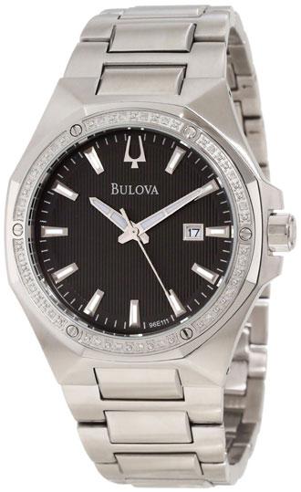 Bulova Мужские американские наручные часы Bulova 96E111