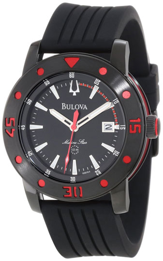 Bulova Мужские американские наручные часы Bulova 98B164