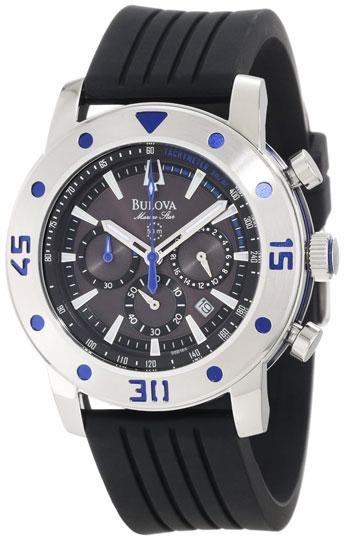 Bulova Мужские американские наручные часы Bulova 98B165