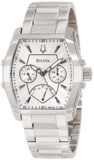 Bulova Мужские американские наручные часы Bulova 96C115