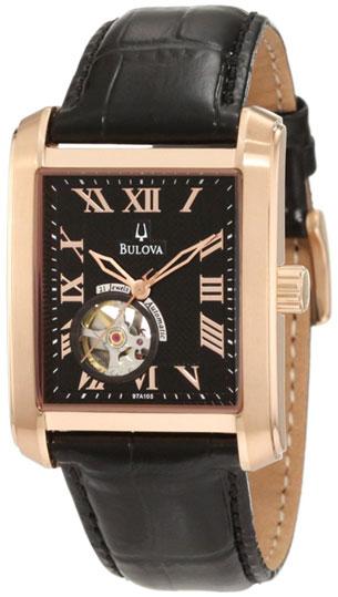 Bulova Мужские американские наручные часы Bulova 97A105