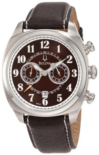 Bulova Мужские американские наручные часы Bulova 96B161