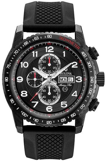 Bulova Мужские американские наручные часы Bulova 98C112