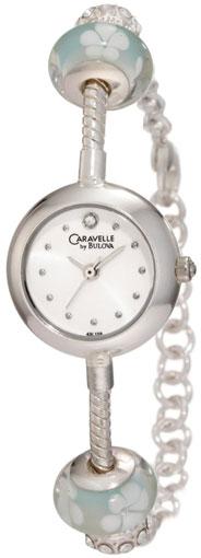 Bulova Женские американские наручные часы Bulova 43L139