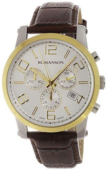 Romanson Romanson TL 0334H MC(WH) romanson tl 5507c mc bk